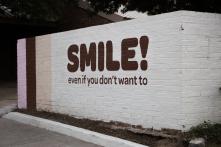 Smile: S Congress & Elizabeth