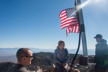 Emory Peak Summit